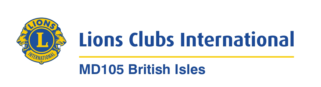 Lions Clubs International MD105 British Isles