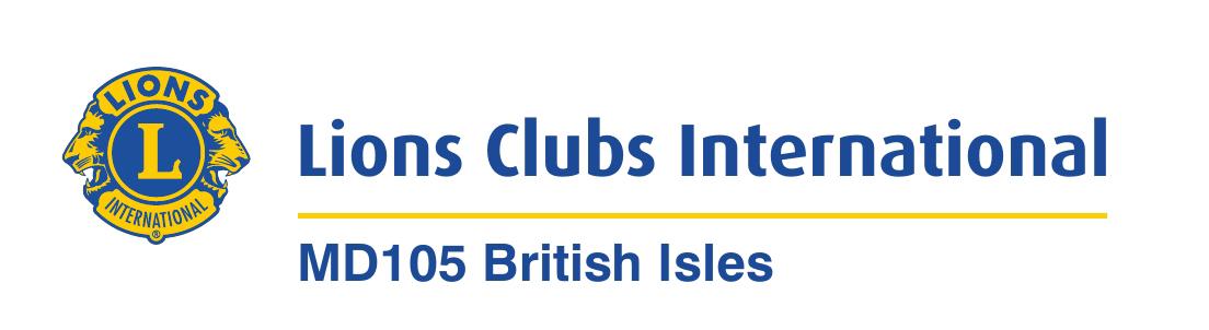 Lions Clubs International MD105 British Isles